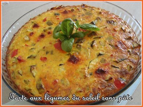 pate au legume du soleil tarte aux l 233 gumes du soleil sans p 226 te paperblog