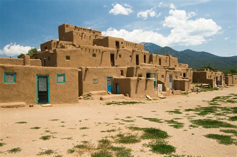 Taos Pueblo Historical Facts And Pictures The History Hub
