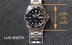 Bracelet Size Chart Mm The Ultimate Watch Size Guide For Small Wrists 2018