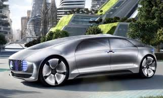 Mercedes-Benz Future Concept Car