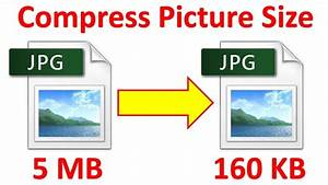How To Reduce Picture File Size Using Ms Picture Manager