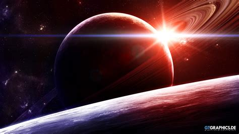 1920 By 1200 Wallpapers Sunrise In Space Wallpapers Gtgraphics