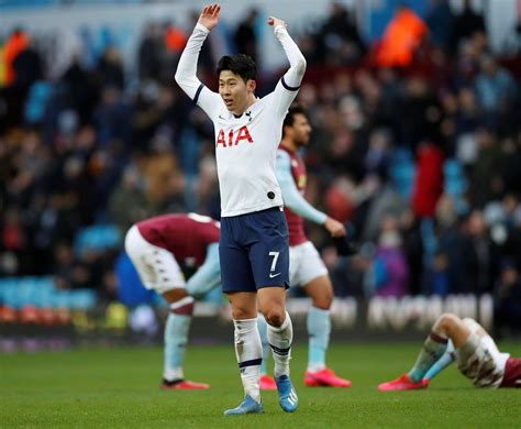 EPL: Tottenham's Heung-Min Son out for rest of season with ...