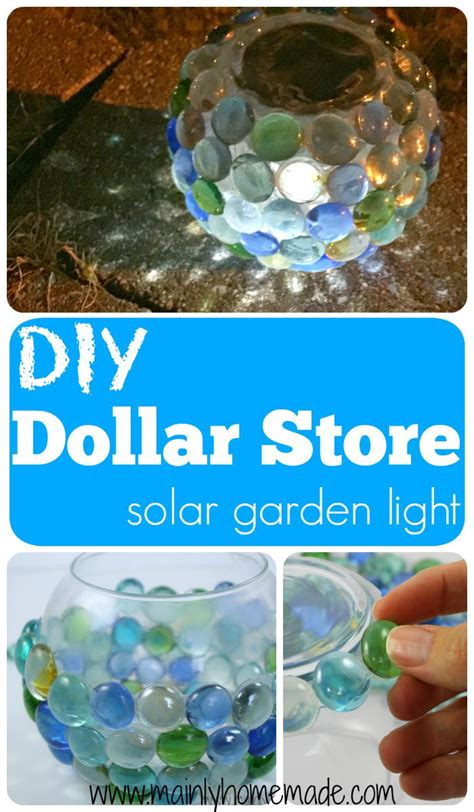 where to buy solar lights for crafts diy solar garden globe light you can make for less than