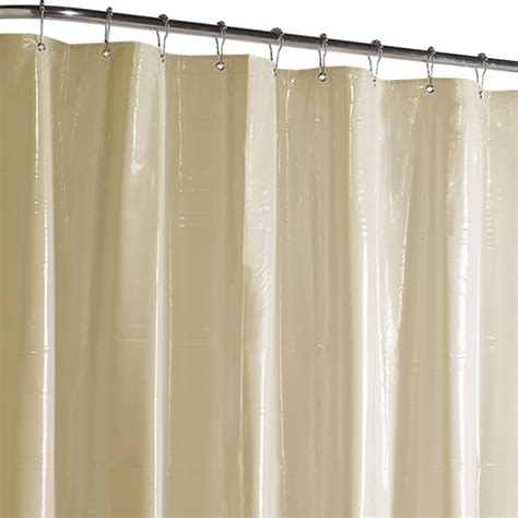Shower Curtain Liners - heavy duty antibacterial mildew resistant vinyl bath tub