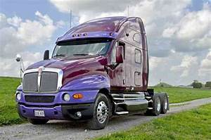 Kenworth W900l  2000    Sleeper Semi Trucks