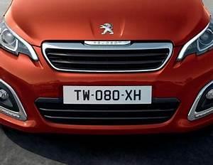 Peugeot 108 5 Türig : peugeot 108 la voiture citadine personnalisable ~ Jslefanu.com Haus und Dekorationen