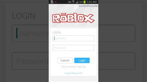 Sign Up Roblox Game Account