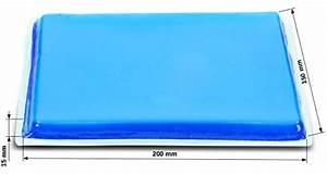 Gel Pour Selle Moto : plaque de gel pour selle moto harley davidson dyna street bob 123autos ~ Melissatoandfro.com Idées de Décoration