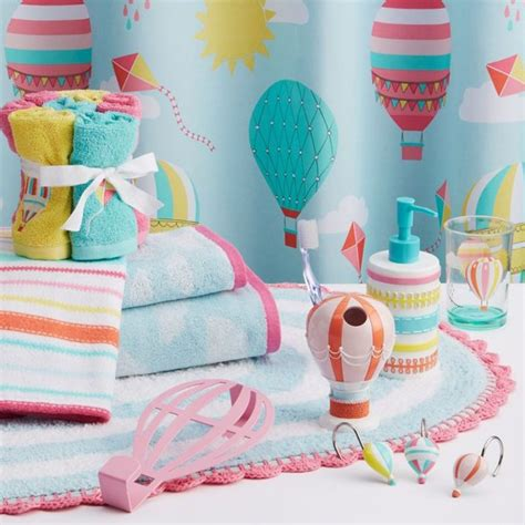 kids bathroom accessories  girls home design lover