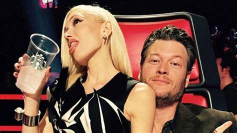 Gwen Stefani and Blake Shelton Playfully Dodge Dating ...