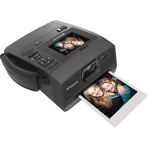 polaroid digital instant print polaroid z340 instant digital pldz340inst b h photo