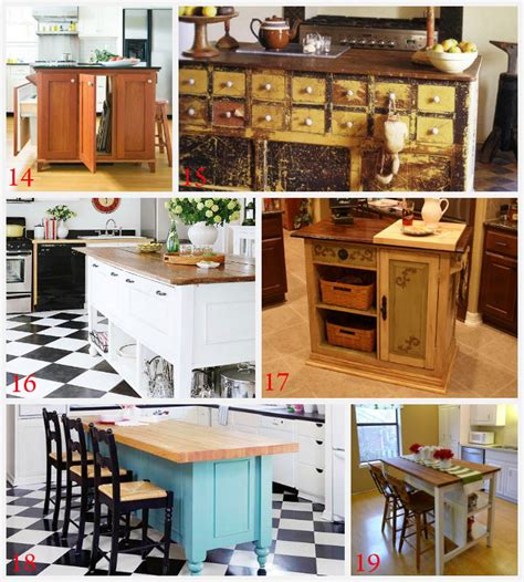 decorating kitchen islands kitchen island ideas decorating and diy projects