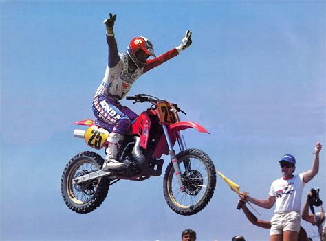 what channel is the motocross race on my favorite pictures of rick johnson moto related