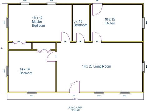 floor plans 1000 sq ft 1000 square foot house plans 1500 square foot house small house plans 1000 sq ft mexzhouse com