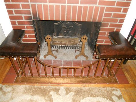fender seats fireplace antique club fender fireplace seat bench 1900