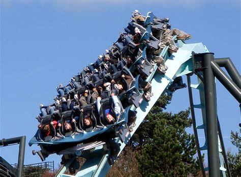 Air Roller Coaster Photos - Alton Towers