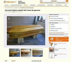 Le Bon Coin Ain : france monde vendre cercueil d 39 occasion mais ~ Dailycaller-alerts.com Idées de Décoration