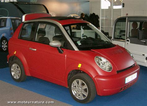 Think Electric Car by Think And Ecocraft Go Bankrupt One Sad Week For The