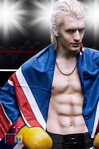 Steve Fox Tekken Cosplay by Leon Chiro Cosplay Art by ...