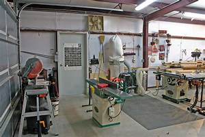 Woodworking Shop Layout : Woodoperating Machines – An
