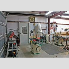 Woodworking Shop Layout  Woodoperating Machines  An