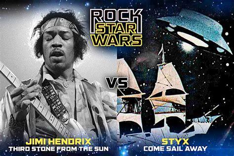 jimi hendrix 39 third stone from the sun 39 vs styx 39 come
