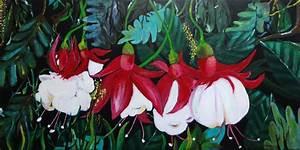 Flower Paintings   Art for Sale   Art   Brisbane Artist ...