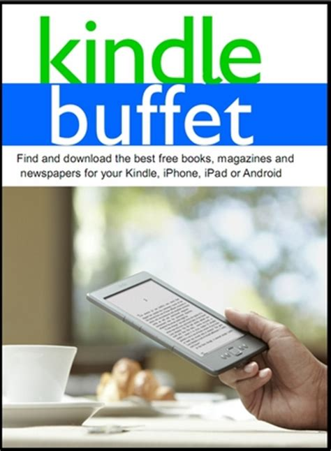 kindle buffet find      books