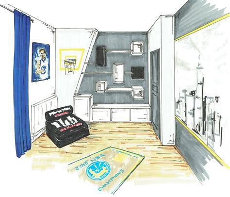 chambre de basket chambre york chambre ado newyork with chambre