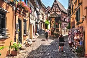 Laissez vous séduire par Eguisheim