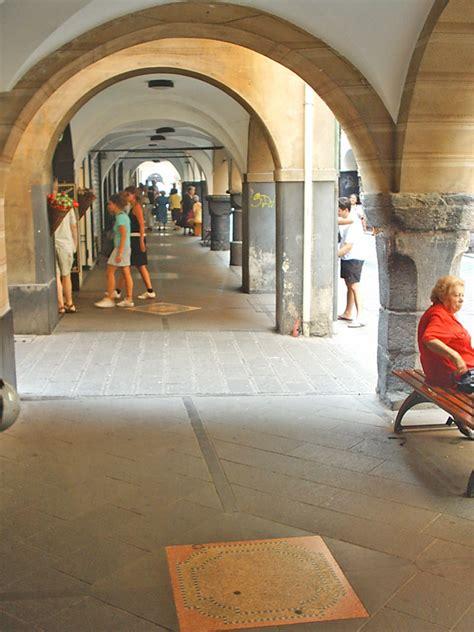 chiavari il centro storico liguria italia centro