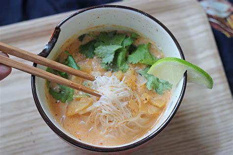 veggie tha 239 soup mango and salt