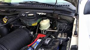 Ford F450 6 0 Powerstroke Engine Knocking  Needs Engine Repair
