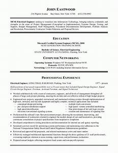 49 best resume example images on pinterest With best simple resume