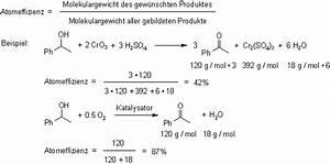 Ausbeute Berechnen : gr ne chemie ~ Themetempest.com Abrechnung