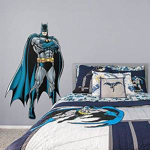 batman leaping wall decal shop fatheadr for batman decor With nice fathead batman wall decal