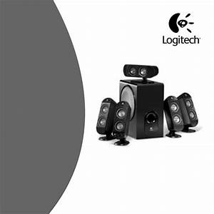 Logitech X-530 User U0026 39 S Manual