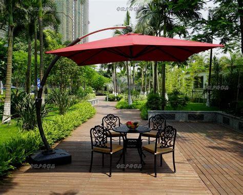 Umbrella Backyard by Large Deck Umbrella Decks Ideas