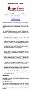 Anti corruption policy template fcpa policy template mulherpeluda fcpa policy template anti corruption policy template maxwellsz