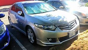 2009 Honda Accord Type S 2 4l  Cu2 Shape  For Sale In
