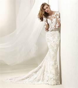Robe Mariage 2018 : photo robe de mari e pronovias 2018 mod le drafne ~ Melissatoandfro.com Idées de Décoration