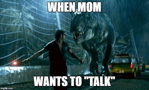 Jurassic Park Meme - jurassic park trex imgflip