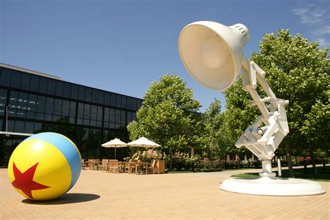 charitybuzz behind the scenes at pixar studios in