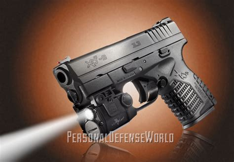 springfield xds light springfield xd s 9mm