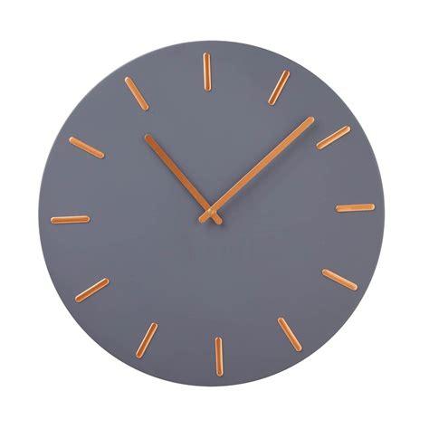 horloge clarck gris madura