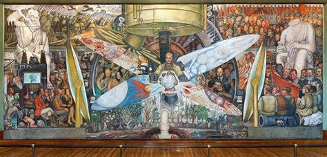 destroyed by rockefellers mural trespassed on political vision west virginia broadcasting