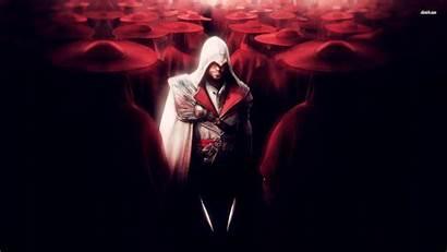 Ezio Creed Brotherhood Wallpapers Desktop Assassin Background