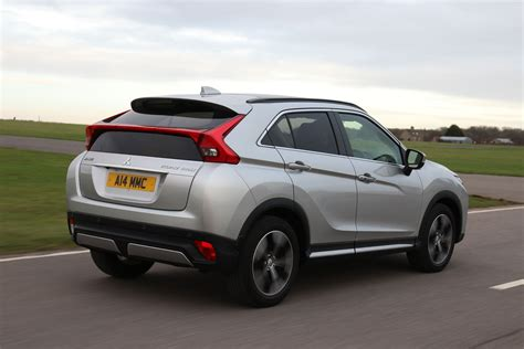 Our mitsubishi eclipse cross is at your command. Mitsubishi Eclipse Cross performance   Parkers