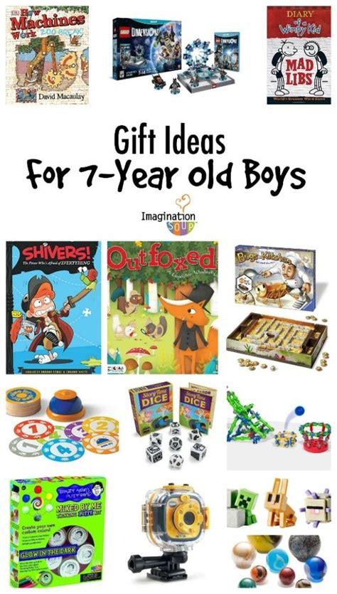 Gifts For 7year Old Boys  Gift, Christmas 2017 And